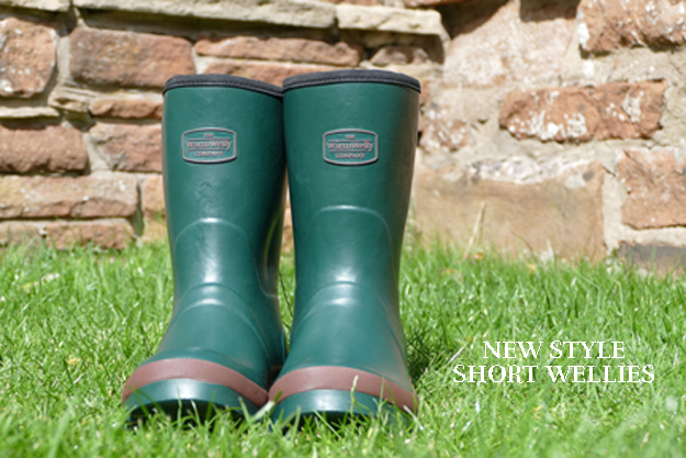 The Best Short Wellies